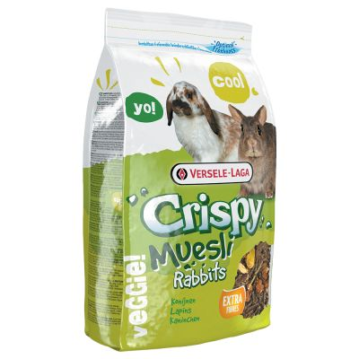 Versele-Laga Crispy Müsli Kaninchen - 2,75 kg