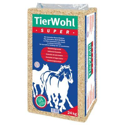 Chipsi Super Granulat z miękkiego drewna - 3,4 kg