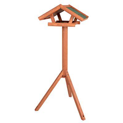 Trixie Karmnik dla ptaków Natura na palu - Dł. x szer. x wys.: 46 x 22 x 44 cm