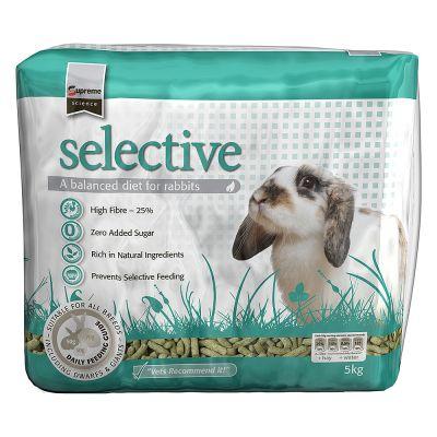 Selective Rabbit kaninfoder – 5 kg