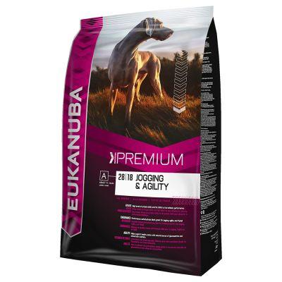 Eukanuba Adult Premium Performance Jogging & Agility – Ekonomipack: 2 x 15 kg