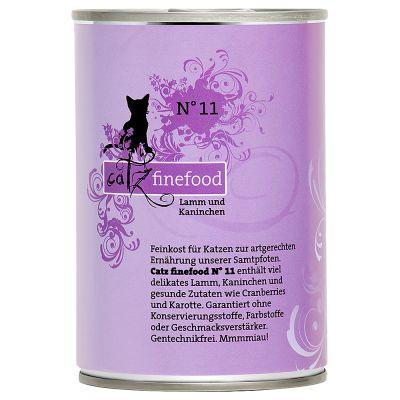 catz finefood 6 x 400 g