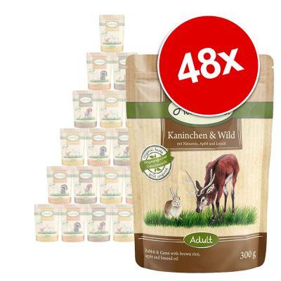 """Lukullus-säästöpakkaus 48 x 300 g - """"Mediterran""""-paketti"""