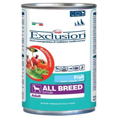 Exclusion Mediterraneo Adult 6 x 400 g - Lamb