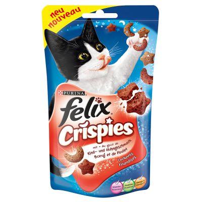 Felix Crispies, Wołowina z kurczakiem - 45 g
