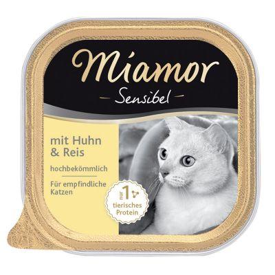 Miamor Sensibel 6 x 100 g
