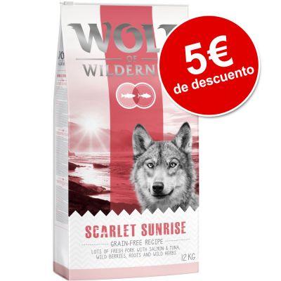 Pienso Wolf of Wilderness 12 kg ¡con 5€ de descuento! - The Taste Of The Mediterranean