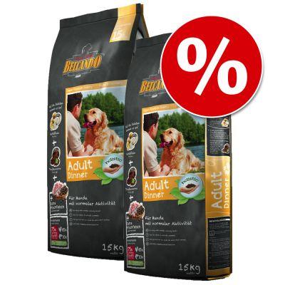 Belcando -säästöpakkaus - Adult Active (2 x 15 kg)
