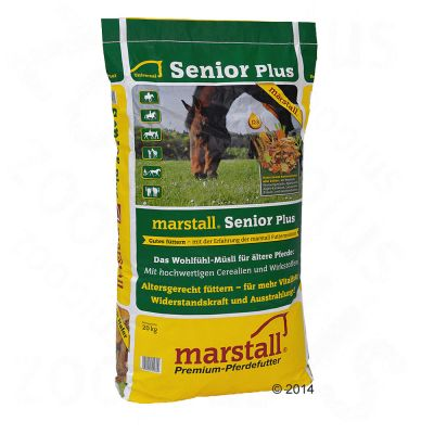 Marstall Senior Plus – 20 kg