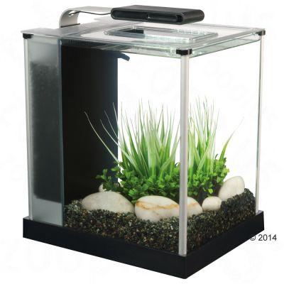 Fluval SPEC 3 Nano akvarium – Vitt: L 27,5 x B 22,3 x H 30 cm