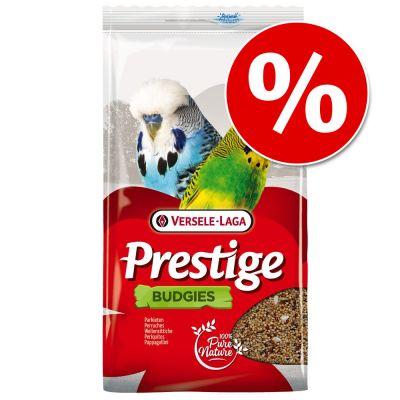 Tijdelijk 10% korting op 4 kg Prestige Grasparkiet - 4 kg
