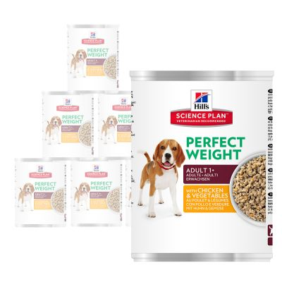 Hill's SP Adult Perfect Weight – 6 x 363 g