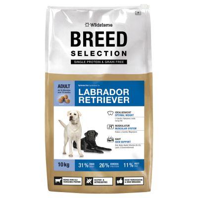 Wildsterne Breed Selection Labrador Retriever – 10 kg