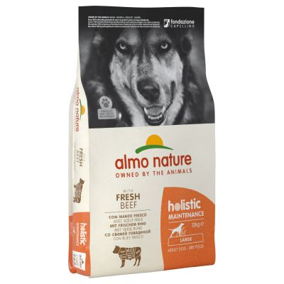 Almo Nature Holistic Adult Beef & Rice Large - 12 kg