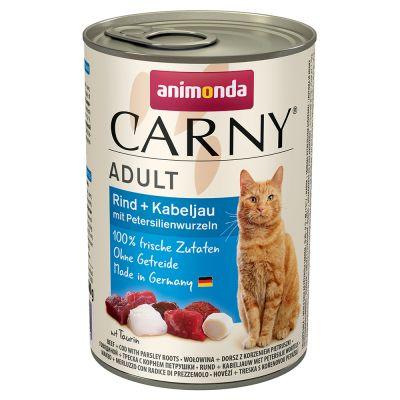 Animonda Carny 6 x 400 g