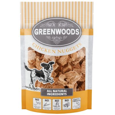 Greenwoods Nuggets Chicken - 100 g