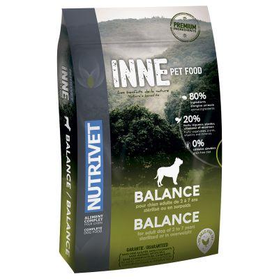 Nutrivet Inne Dog Balance - säästöpakkaus: 2 x 12 kg