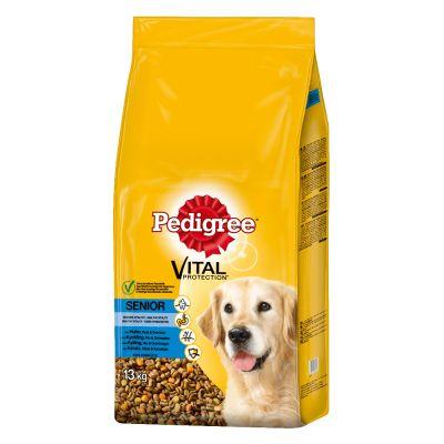 Pedigree Senior 8+ pienso para perros - 13 kg