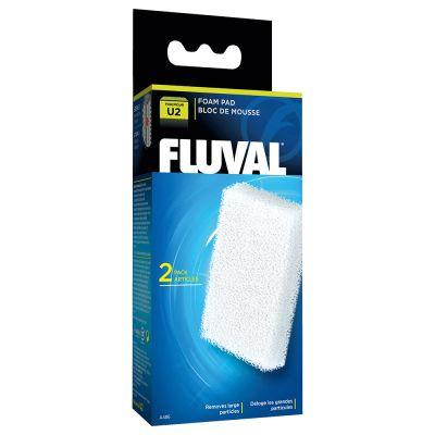 Fluval-vaahtomuovisuodatintyyny - suodattimeen U2 (1 kpl)