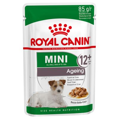 Royal Canin Mini Ageing - 12 x 85 g