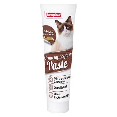 Beaphar Crunchy Joghurt Paste - säästöpakkaus: 2 x 100 g