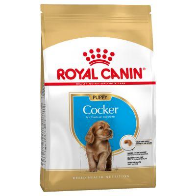 Royal Canin Breed Cocker Puppy - säästöpakkaus: 2 x 3 kg