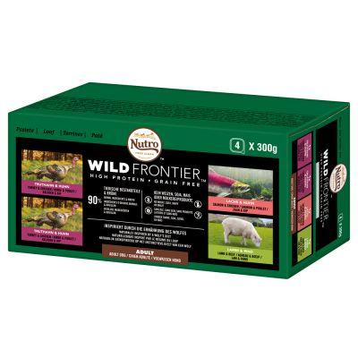 Nutro Wild Frontier Hund Mixpack