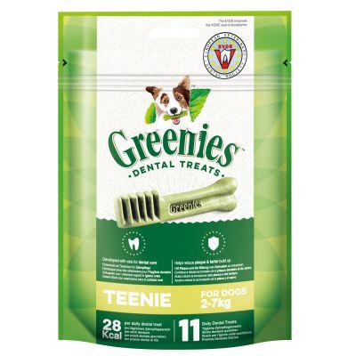 Greenies-hammashoitoherkut -säästöpakkaus 3 x 85 g / 170 g / 340 g - Petite (3 x 340 g / 60 kpl)