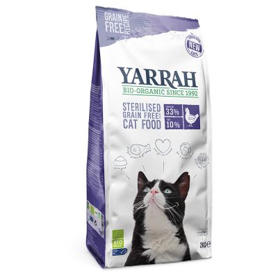 Yarrah Cat Bio Sterilised