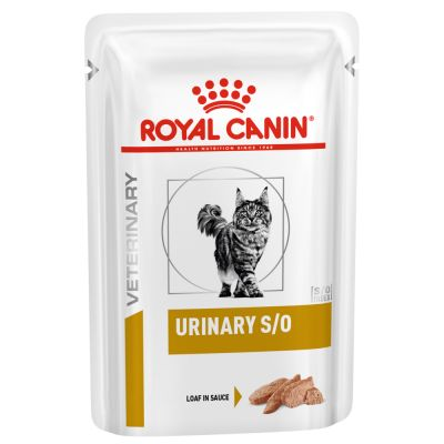 Royal Canin Veterinary Diet Feline Urinary S/O Huhn