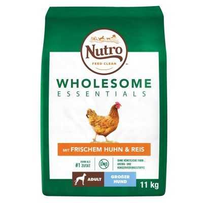 Nutro Wholesome Essentials Adult Large Breed Chicken & Rice - 11 kg