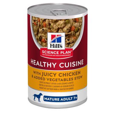 Hill's Science Plan Mature Adult 7+ Healthy Cuisine Ragout Huhn & Gemüse