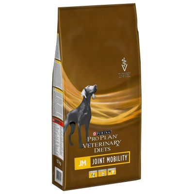 Purina Pro Plan JM Joint Mobility Veterinary Diets - 2 x 12 kg - Pack Ahorro