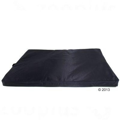 Mister Big Hygienic hundmadrass – svart – 100 x 70 x 4 cm (bredd x djup x höjd)