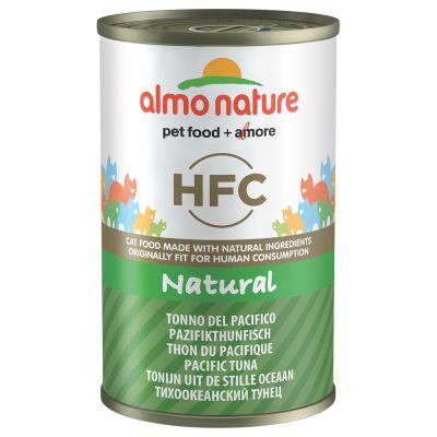 Bilde av Økonomipakke Almo Nature Hfc 12 X 140 G - Mix Tunfisk & Kylling