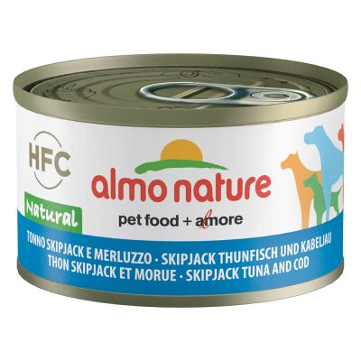 Almo Nature HFC 6 x 95 g – kanafile