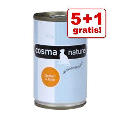 5-1-gratis-cosma-nature-6-x-140-g-kipfilet