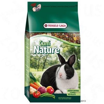 Cuni Nature -kaninruoka - 2,5 kg