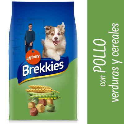 Brekkies con pollo, verduras y cereales - 15 kg