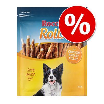 Rocco Rolls - Pack Ahorro - Pollo 4 x 200 g