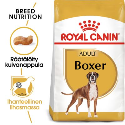 Royal Canin Breed Boxer Adult - 12 kg