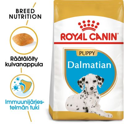 Royal Canin Breed Dalmatian Puppy - 12 kg