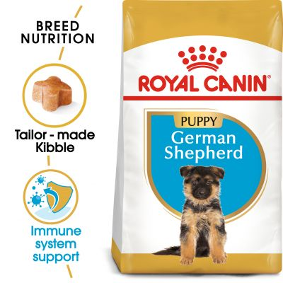 Royal Canin Breed German Shepherd Puppy - 3 kg