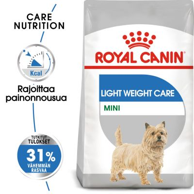 Royal Canin CCN Light Weight Care Mini - 3 kg