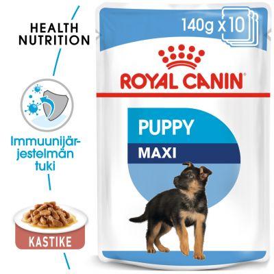 Royal Canin Maxi Puppy - 10 x 140 g