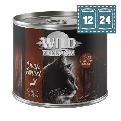 """Sparpaket Wild Freedom """"Deep Forest"""" - Wild & Huhn"""