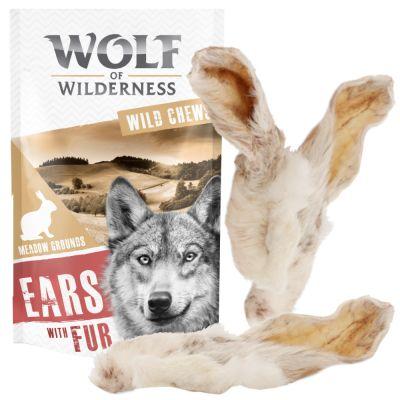 Wolf of Wilderness - Kaninchenohren mit Fell