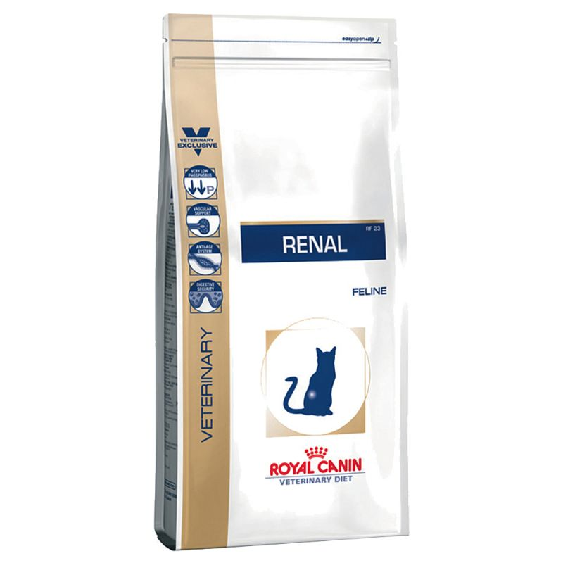 Royal Canin Cat Vet Diet Renal RF 23 Dry Cat Food