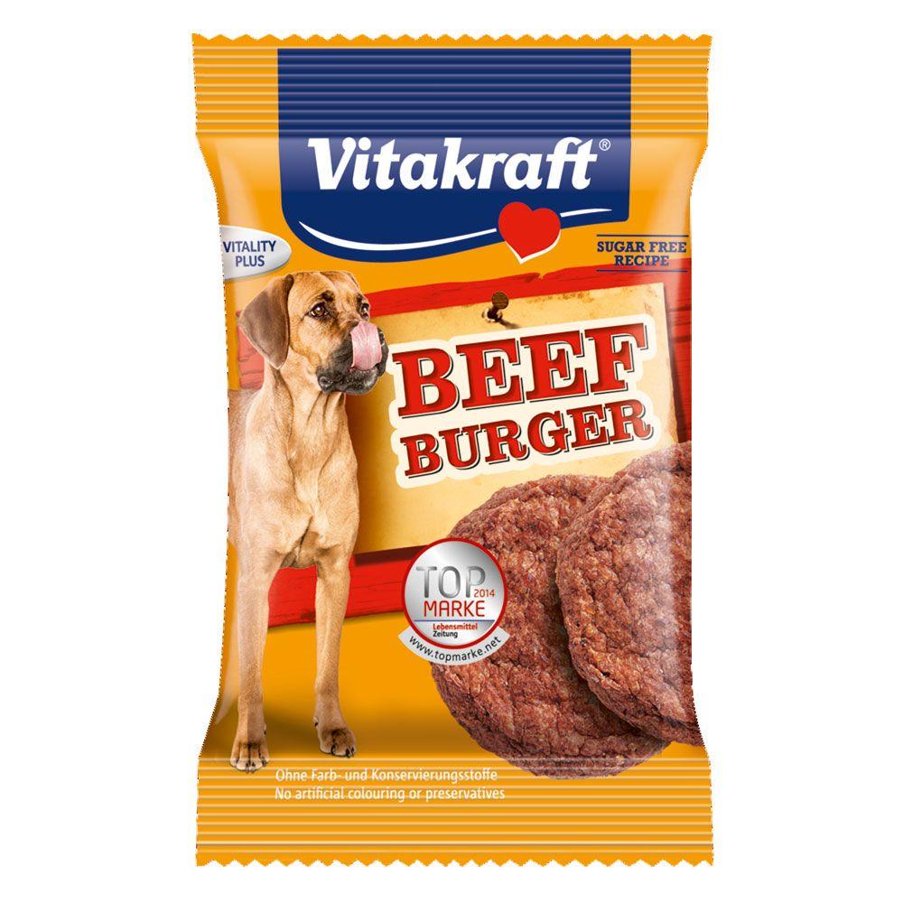 24 x 2 pcs Vitakraft Beef Burgers