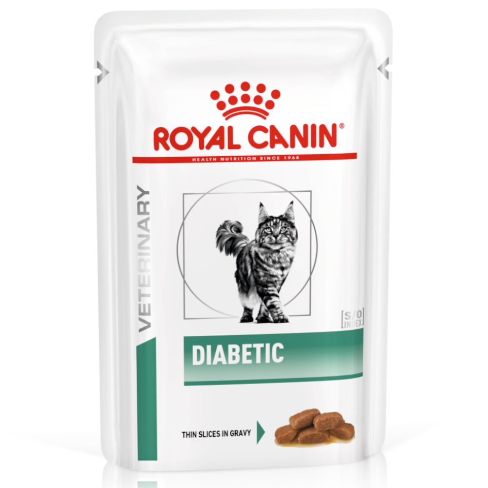 Royal Canin Diabetic - Veterinary Diet 12 x 85 g
